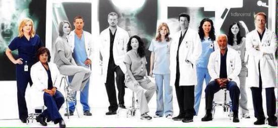 what's left on Grey's Anatomy